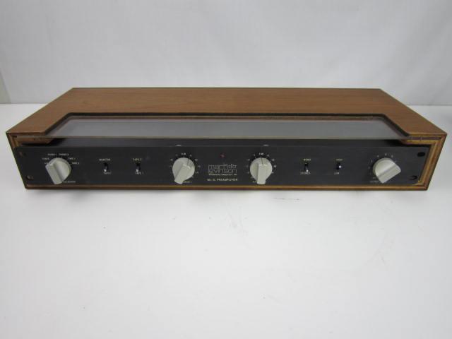 マークレビンソン ML-1L.JPG